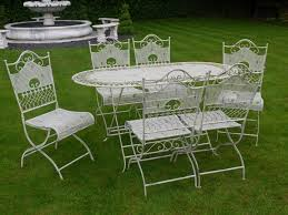 Dorchester 7 Piece White Folding Metal Garden Furniture Set Folding Garden Chair Black Torre Sol 72 Outdoor Darwen Wayfaircouk Cover Rentals Nh Wedding Sash Tables And Chairs 1888builders Plastic Foldable With Metal Legswhite Simple Tasures Stationary Cversation With Strap Whosale Americana Chairswhite Wood Drawing At Getdrawingscom Free For Personal Use Lakes Region Tent Event On Sale White Target Tc Office Morph Polypropylene 9 Splendid Fold Up Gallery Home Patio Design