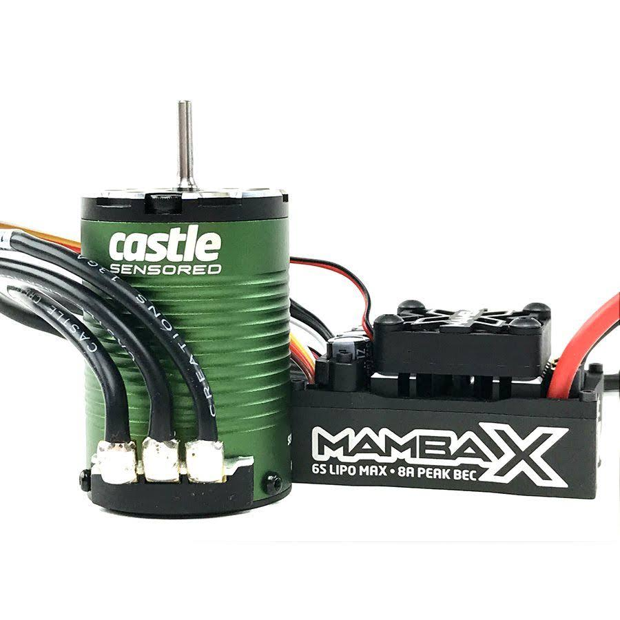 Castle Creations Sensored Mamba Brushless Motor