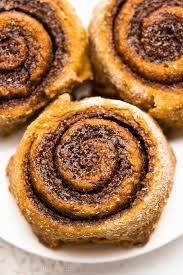 Shock Top Pumpkin Wheat Calories by Healthy Pumpkin Spice Latte Cinnamon Rolls Amy U0027s Healthy Baking