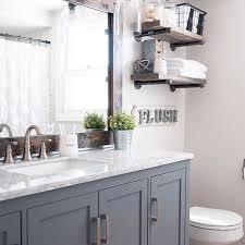 Bathroom Design Modern Rustic Per Industrial Farmhouse Chic