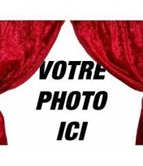 le rideau s ouvre photomontage pour décorer votre photo avec des