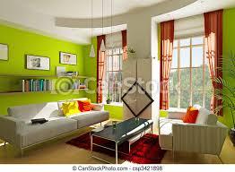 wohnzimmer clipart und stock illustrationen 112 191