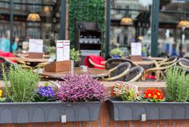 The 4 Best Outdoor Patios in Chicago s South Loop