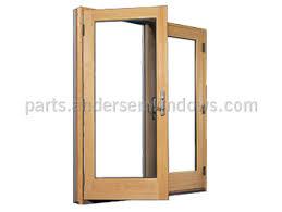 Andersen Outswing French Patio Doors by Andersen Hinged Patio Door Parts