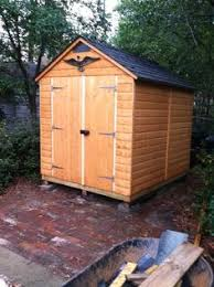 Home Depot Storage Sheds 8x10 by 8x8 Cedar Dreaming Bigger But This One Is Likely The Best