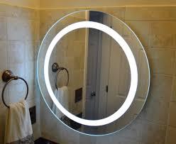 lights dsc wall mounted light up mirror lighted vanity make led