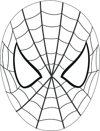 Spiderman 3 Coloring Pages Games Sheets Online Mask Printable Page Kids Face Masks Full Size