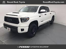100 Toyota Tundra Trucks New 2019 4WD TRD Pro CrewMax 55 Bed 57L Truck In