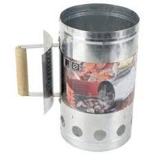 fabriquer cheminee allumage barbecue cheminée d allumage pour barbecue 16 cm dealabs