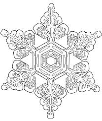Free Images Coloring Snowflake Mandala Pages For Designs Dover Publications Sample