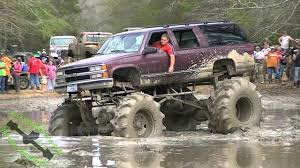 Big Mud Truck Tractor Tires