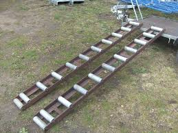 PAIR OF 6FT-6IN STEEL ROLLER RAMPS FOR LOADING TRAILER- VAN- TRUCK ... Truck Loading Ramps Steel For Pickup Trucks Trailers Simplistic Atv Ramp Extenderml Autostrach Scurve Centerfold Atv Equipment Mower 750 Lb Alinum Pinon End Car Trailer 5000 Lb Per Axle Capacity Stock Photos Images Discount Prairie View Industries Atv646 Wrear Rhpinterestcom Diamondback Cool Bed Portable Loading Docks And Mobile Yard Ramps Introduced News Steel Loading Van Motorbike Quad Bike Lawn Projects In Cstruction Management Volo Pallet The People