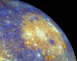 At First Glance Mercury Seems Remarkably Similar To The Moon A Grey Airless
