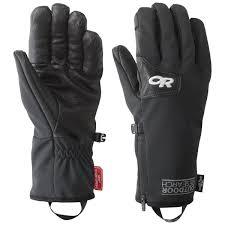outdoor research stormtracker sensor gloves black 52 80