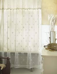Battenburg Lace Curtains Ecru by Amazon Com Heritage Lace Sand Shell Shower Curtain And Valance