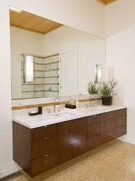 tile above vanity houzz