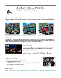 100 Trucking Company Reviews Hillbilly Express Insights Pages 1 5 Text Version FlipHTML5