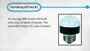 10 fascinating facts about led lightbulbs