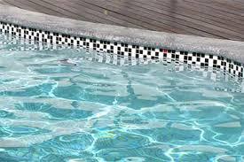 ceramic mosaic waterline tiles for swimming pools