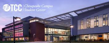 tidewater community college chesapeake student center