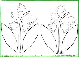 Muguet Par Azyrielle Fleurs Et Végétation Coloriages Difficiles