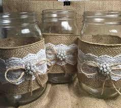 Country Wedding Ideas Mason Jars