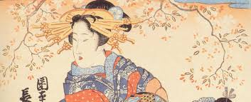 The Women Of Pleasure Quarter Japanese Paintings And Prints Floating World