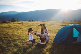Elysian Pumpkin Beer Festival 2017 Promo Code by Young Woman Camping With A Baby 610867364 5180x3453 Jpeg