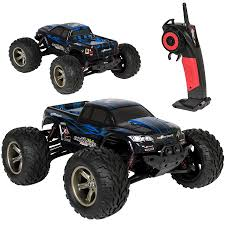 1:12 2.4GHz Remote Control RC Monster Truck - Blue – Best Choice ...