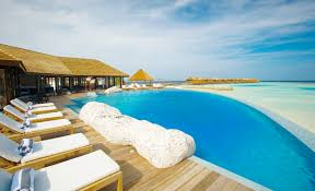 100 Resorts With Infinity Pools Best 4 In The Maldives