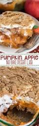 Bake Pumpkin For Pies by Pumpkin Apple No Bake Dessert Crazy For Crust