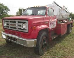 1978 GMC 6500 Septic Tank Truck   Item F7152   SOLD! Novembe... Tank Truck Distributor Part Services Inc Freightliner Septic Tank Truck For Sale 1167 2013 Volvo Vhd84b200 Sewer Septic For Sale 261996 Miles Pin By Isuzu Trucks On Philippines 8000l Sewage Suction Used 2000 Sterling L7500 In Progress 450gallon Vacuum Only Service Slidein Unit 1978 Gmc 6500 Septic Tank Truck Item F7152 Sold Novembe 4000 Gallon Alinum Mounted A Peterbilt Youtube Intertional Tanker Central Sales 2500 Trucks Discount 2019 Nrr 289276 2008 Navistar 4400 2548