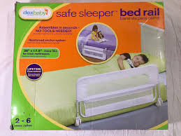 Regalo Extra Long Bed Rail by Dexbaby Safe Sleeper Bed Rail Fold Down Adjustable White Ebay