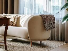 100 Contemporary Interiors The Dandy Sofa Brings A 1940s Twist To Contemporary