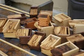 Wood Things Shop Finishing
