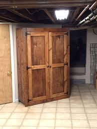 Ana White Shed Door by Ana White Diy Pantry Diy Projects