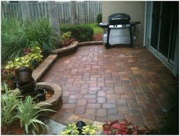Backyards : Wonderful Paver Patio In A Small Space Brick Bordered ... Paver Lkway Plus Best Pavers For Backyard Paver Patio Backyard Patio Pavers Concrete Square Curved Patios Backyards Mesmerizing Small Buyer Beware Is Your Arizona Landscape Contractor An Icpi Alluring About Interior Design For Home Designs Large And Beautiful Photos Photo To Cost Outdoor Decoration With Shrubs And Build Chic Ideas All Designs 10 Tips Tricks Diy San Diego Gallery By Western Serving