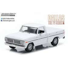 100 Ford Truck 1979 143 White F Series Dallas TV Series By Greenlight