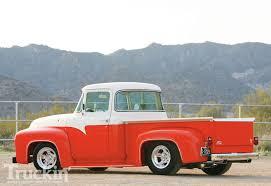 1956 Ford F150 - Mickey Thompson Tires - Truckin' Magazine