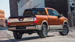 100 Three Quarter Ton Truck 2017 Nissan Titan Crew Cab Pickup Truck Review Price Horsepower