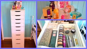 Ikea Alex Drawer Unit Makeup Collection