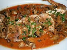 comment cuisiner le filet mignon de porc recette de filet mignon de porc au paprika fumé et aux chignons