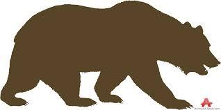 999x500 Bear Clipart Cali
