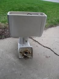 anybody recognize this toilet american standard cadet floor mount