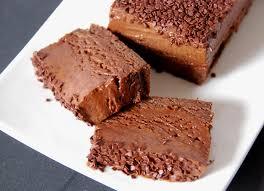 cuisine crue gâteau mousse chocolat cru cuit cuisine plurielle