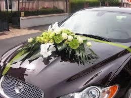 langlet fleurs décoration de voiture provins 77