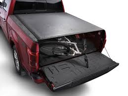 WeatherTech 8RC1365 | Roll Up Truck Bed Cover Ford F-150 - Black (5 ...
