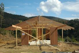 100 House Trusses Framing The Roof 60k