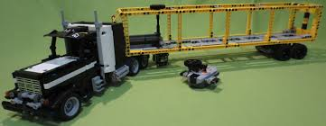 100 Remote Control Semi Truck LEGO IDEAS Product Ideas Technic