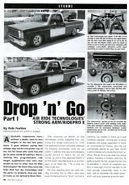 100 Air Ride Suspension Kits For Trucks Installation Article